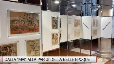 Bergamo - Alla «Mai» la satira della Belle époque