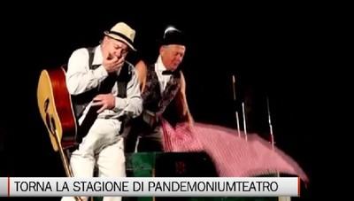 Bergamo e Alzano - Tornano gli spettacoli di Pandemoniumteatro
