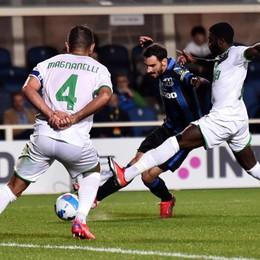 L'Atalanta batte il Sassuolo 2-1. Decidono i gol di Gosens e Zappacosta