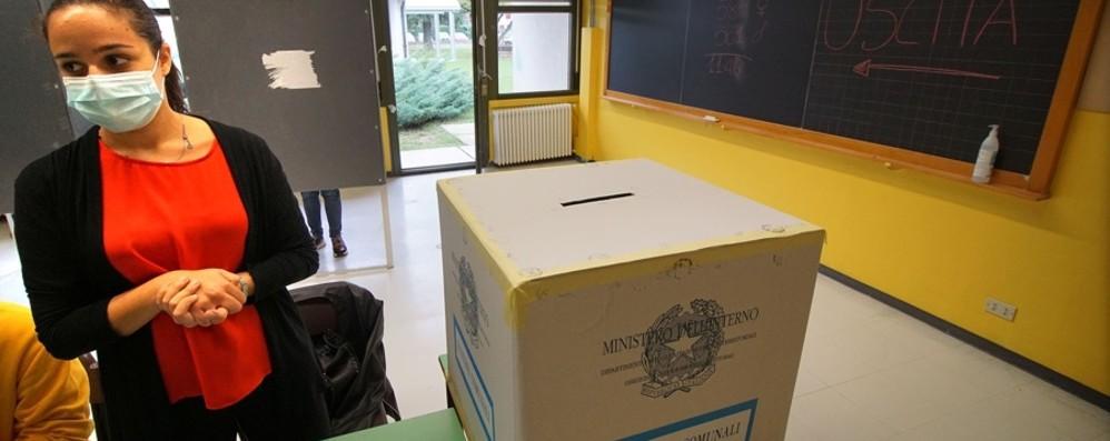Seggi chiusi, in Bergamasca affluenza del 57.58% - I dati locali e nazionali