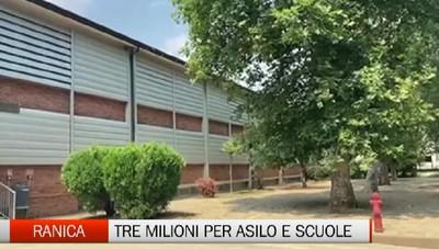 Ranica investe 3 milioni per le scuole