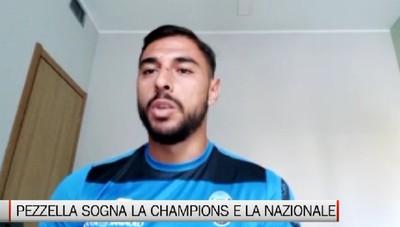 Atalanta, Pezzella tra i sogni Champions e Nazionale